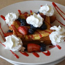 Al Capone French Toast