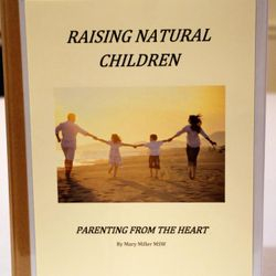 Raising Natural child book