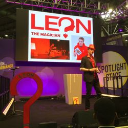 On STAGE at The Skills Show 2017