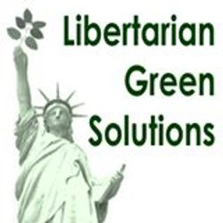 Libertarians work on voluntary solutions to bring pollution to  better than pre-industrial levels...what's your project? Share at our Facebooks.