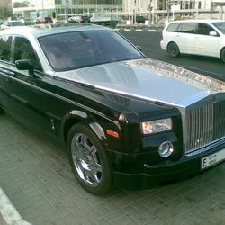 Rolls Royce Phantom And Maybach Hire Rental Dubai Abu
