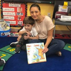 Site: 219 25th Street  Mystery Reader Program brings surprises to our students. Thank you to all who participated!