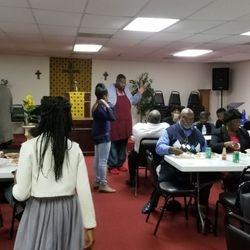 2017 Linda Blane Soul Food Potluck