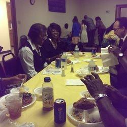 Linda Blane Soul Food Potluck 2016