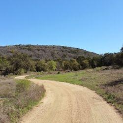 Scenery at Camp Buckner