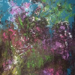 Fleuraison (20 x 16)