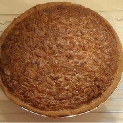 Maryetta's Deep Dish Pecan Pie $21.40