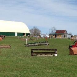 Cross country fields