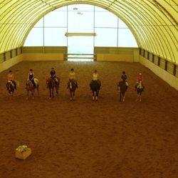 Bright Indoor arena