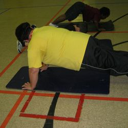 Push Ups - Strengthening