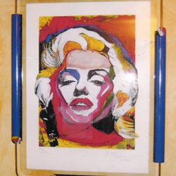Marilyn Double Glass