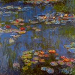 Waterlillies by Monet