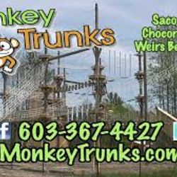 Monkey Trunks 2 Adventure Park Admissions