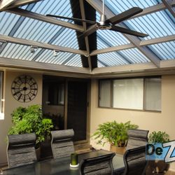 LYSAGHT Living Collection - Polycarbonate roof