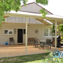 LYSAGHT Living Collection Dutch Gable Verandah