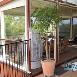 LYSAGHT Living Collection Skillion Verandah & Deck