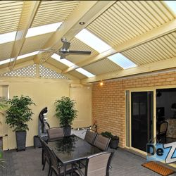 LYSAGHT Living Collection Gable Roof Verandah