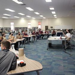 North Cobb hosts Kickoff Brain Brawl meet for Academic Season