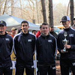 The Orienteering Team competed at this year's Area-12 Championship this past Saturday, 3 February at Chattahoochee Bend State Park. Cadets Malachi Rock, Mahmoud Abusaid, Martin Combes, and Teal Captain Noah Swiney placed 4th overall on the Green Course.