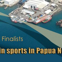 PNG Ports Promoting women in sport