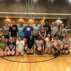 Offensive Skills Clinic with Maria Roberts (Buffalo State College)