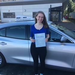 Amelia Passed 2nd Time.