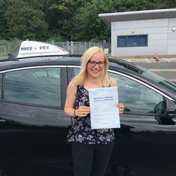 Ellie Passed 2nd Time.