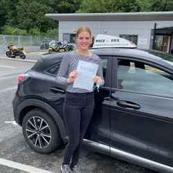 Isabelle Passed 1st Time with ZERO faults.