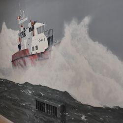 Coast Guard Mural
