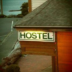 Hostel Reception