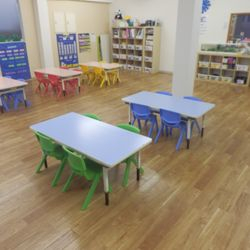 K2 and K3 Classroom.