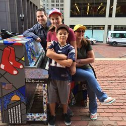 Boston Street Pianos 2016