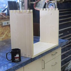 making bee boxes for bees