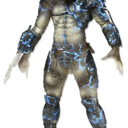 NECA 18 Inch 1/4 Scale Predators Movie De-Cloaking Predator Action Figure