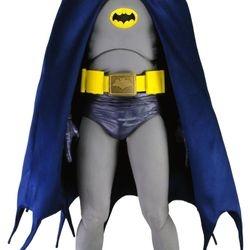 NECA 18 Inch 1/4 Scale Classic Television Movie Batman Adam West Action Figure