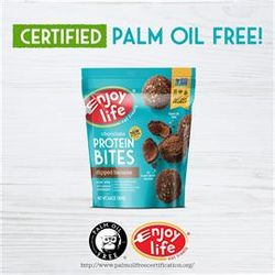 certified palm oil free for all food