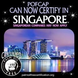 Approved to Certify in Singapore