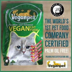 certified palm oil free for cat