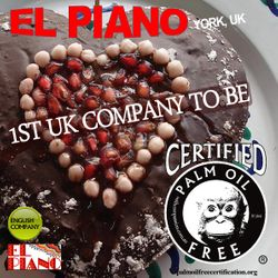 palm oil free companies