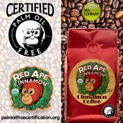 certified palm oil free for children