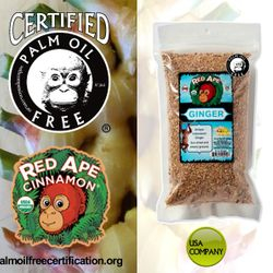 certified palm oil free for globe