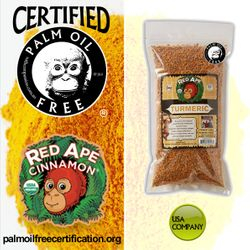 certified palm oil free for planet