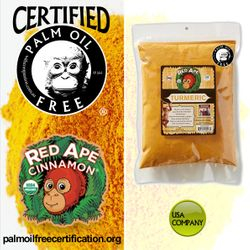 certified palm oil free for me