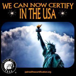 Approved to Certify in the USA