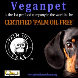 certified palm oil free for butterfly