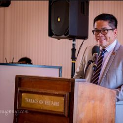 PAMET-USA, Inc. National President and Guest Speaker, Mr. Rex Famitangco.