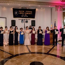 PAMET-USA, Inc. New York Chapter's Induction of Officers. November 3, 2018.