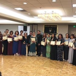 PAMET-USA Northern California Chapter 30th Founding and Induction Ceremony. March 23, 2019