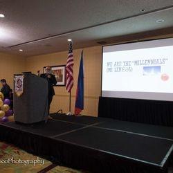 Fergielynd A. Andres, BS, MT(AMT) Nebraska Chapter President Keynote Speaker