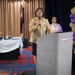 Farewell Message President Shirley Cruzada